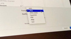 How to Convert PNG, TIFF, and JPEG Images to a Different Format on Your Mac