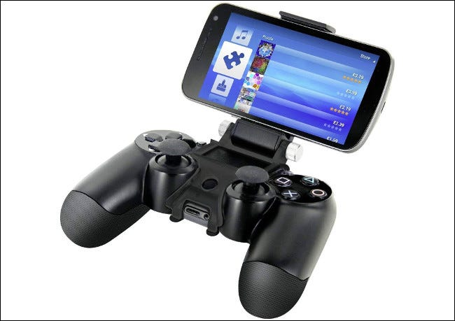 Nyko Smart Clip for DualShock 4