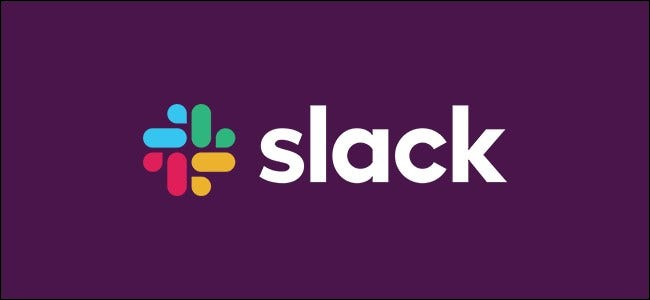 The Slack logo.