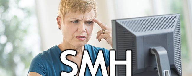 "What Does ""SMH"" Mean, and How Do You Use It?"