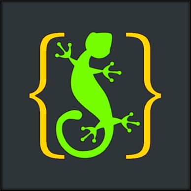 Logotipo de Midnight Lizard