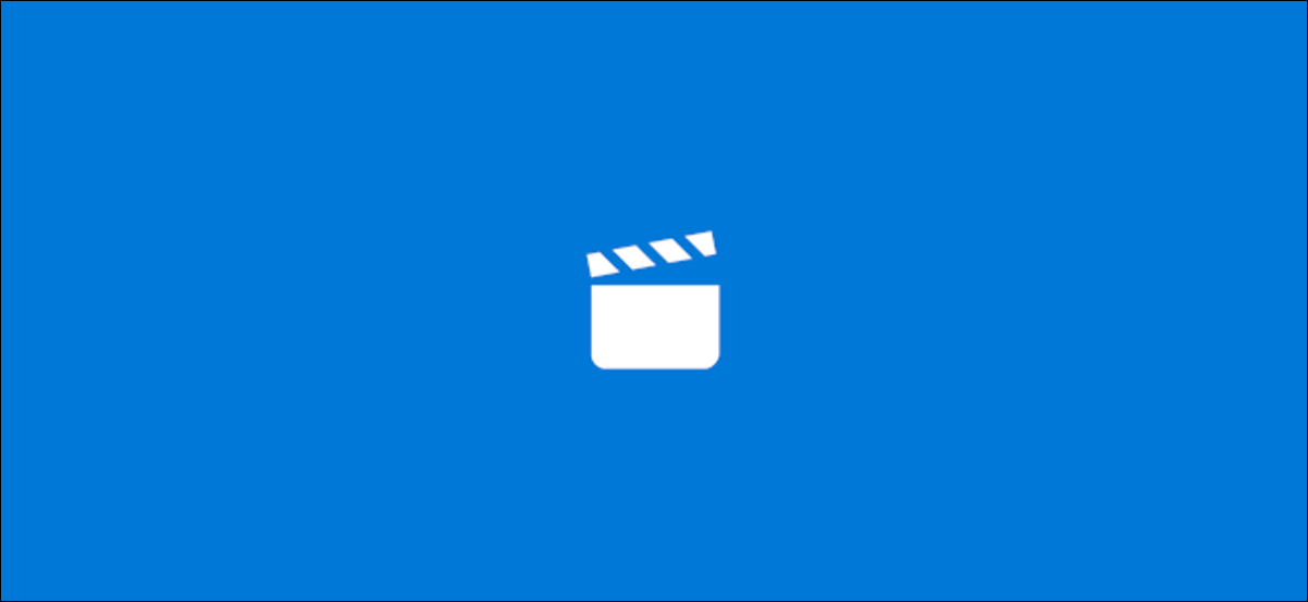 The Windows Movies and TV app logo