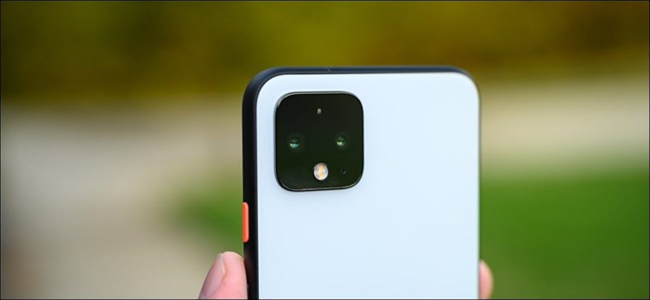 Google Pixel 4 Camera Bump