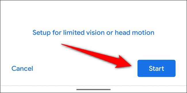 Google Pixel 4 Select Start