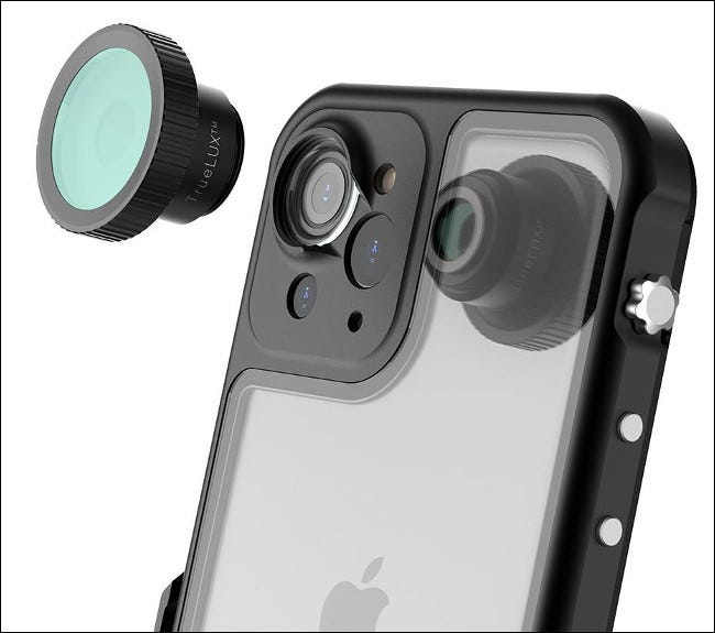 Hitcase PRO Waterproof and Photography Case for iPhone