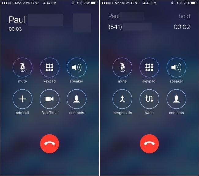 How to Hold a Conference Call With Your iPhone