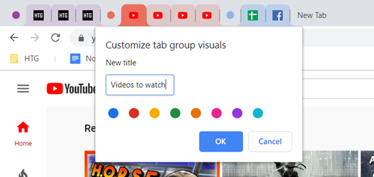 How to Enable and Use Tab Groups in Google Chrome