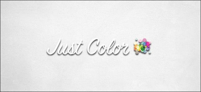 Just Color Logo