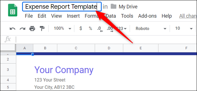 """Rename the file and include the word """"template."""""""