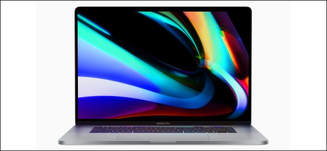 Apple's 2019 16-inch MacBook Pro.