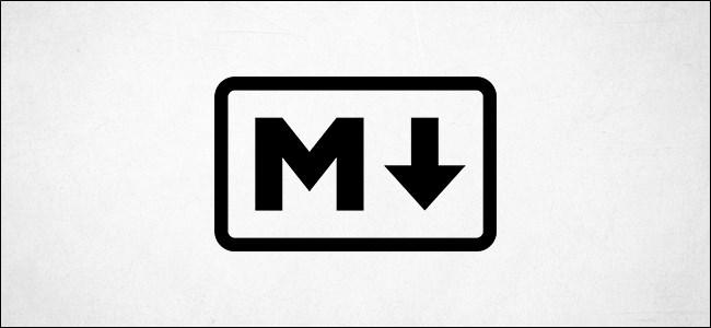 The Markdown Logo