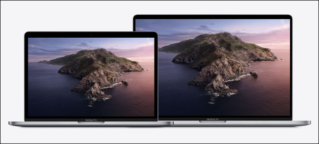 Apple MacBook Pro 13-inch and 16-inch Models