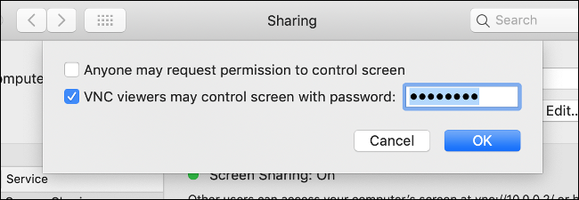 "The ""Computer Settings"" options on macOS."