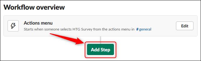 """Click """"Add Step."""""""