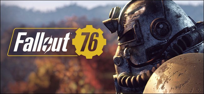 Fallout 76 Massive Multiplayer Online Game