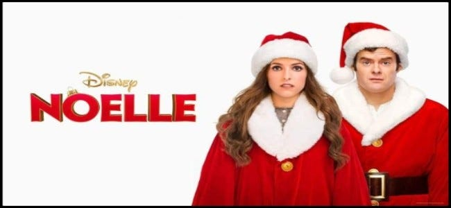 Disney's Noelle movie