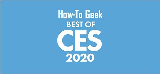 HTG Best of CES 2020 Awards Logo