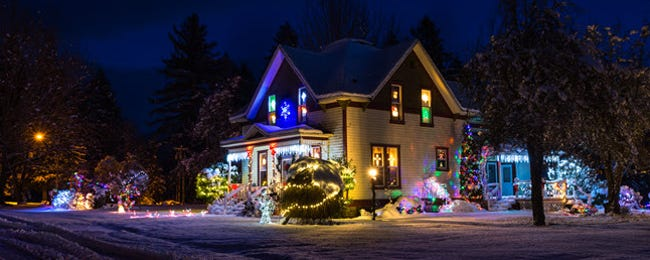 How to Schedule Your Smart Home's Christmas Lights