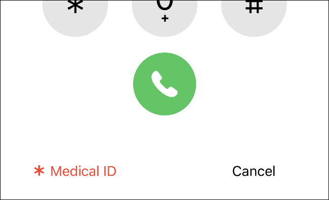View Medical ID on an iPhone
