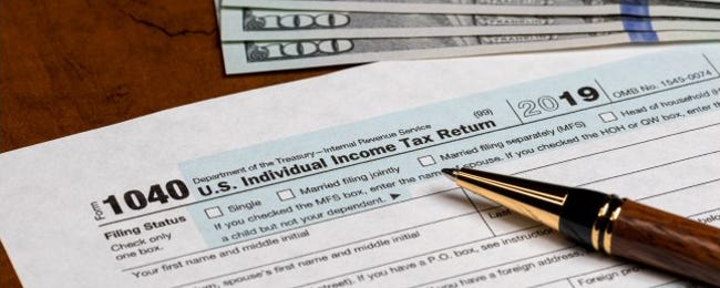 How to File Your 2019 Taxes Online For Free