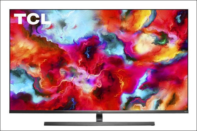 TCL 8-Series 4K Mini-LED TV