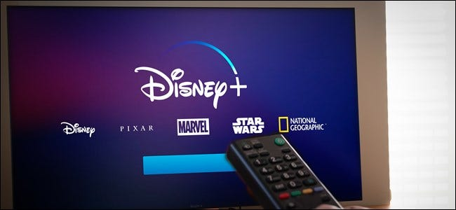 Disney+ on Smart TV