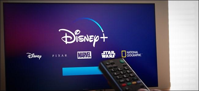 Disney+ on Smart TV