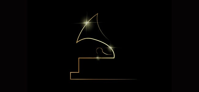 Grammy Awards Silhouette