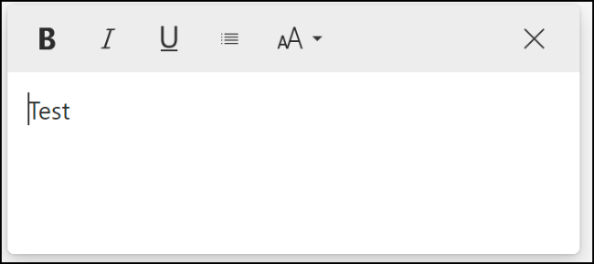 A Microsoft Edge Collections note with formatting options visible