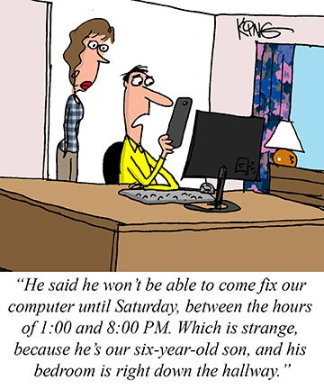 Funnies - Discussion 2020-02-06-busy-schedule