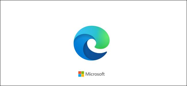 The Microsoft Edge logo.
