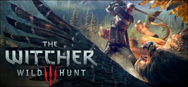 Witcher 3 Wild Hunt Roleplayeing Game