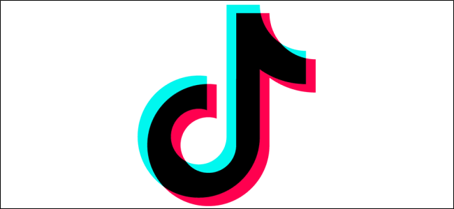 The TikTok logo.