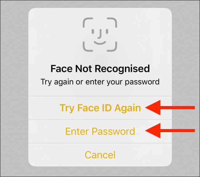 Try the password option in Notes app