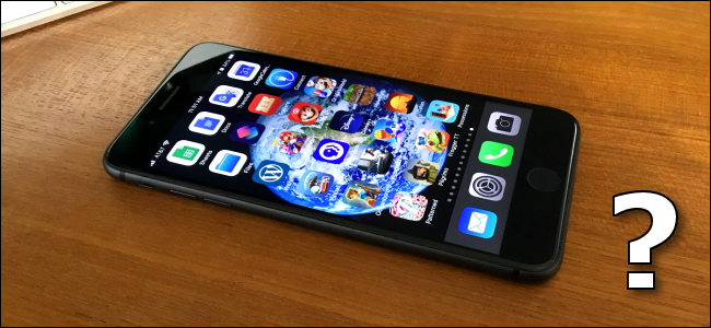 Photo of an iPhone with an uncertain lineage