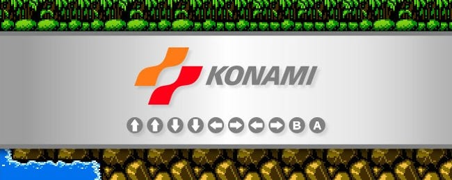 What Is the Konami Code, and How Do You Use it?