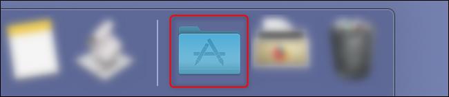 macOS Applications Folder