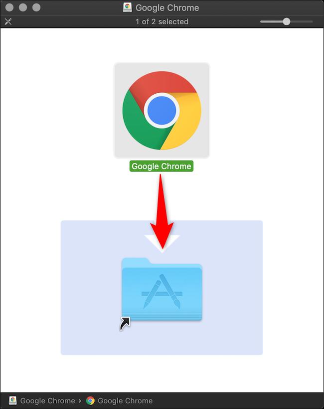 macOS Install Chrome