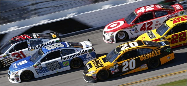 Nascar Race at Daytona 500