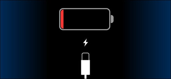 iPhone not charging icon and screen