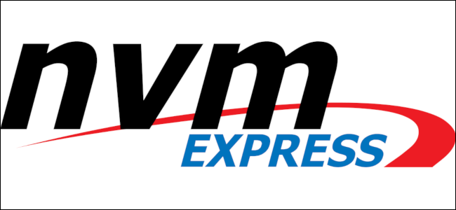 The NVM Express logo.