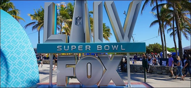 Superbowl 2020 Logo