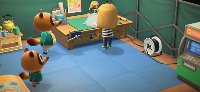Animal Crossing New Horizons DIY Recipes