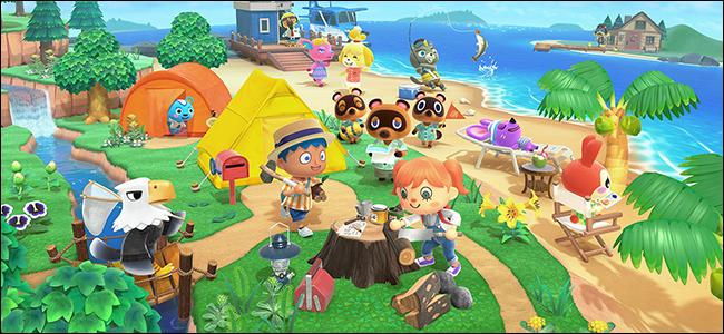 Animal Crossing New Horizons header