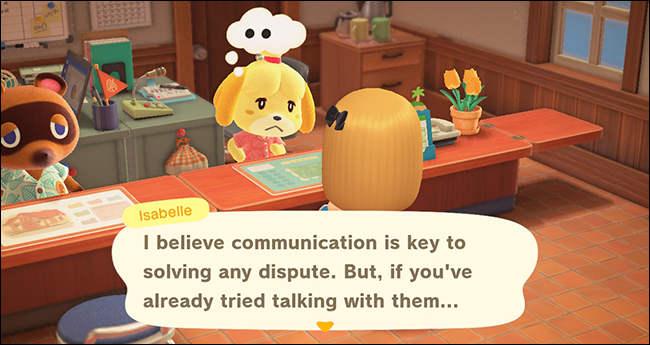 Animal Crossing New Horizons isabelle remove villager
