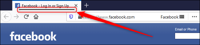 Firefox Facebook Container Active