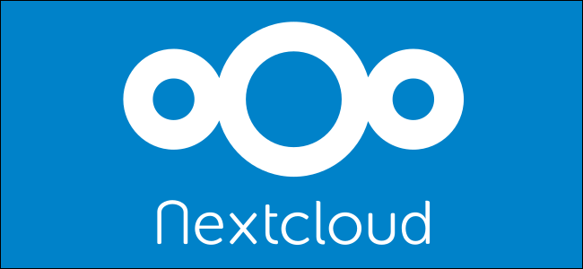 "The ""Nextcloud"" logo."