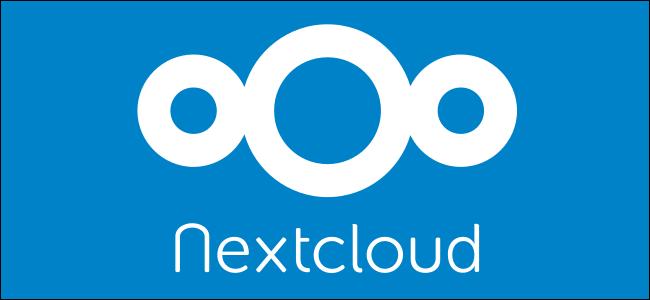 "The ""Nextcloud"" logo."