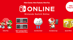 What's Included with a Nintendo Switch Online Subscription?