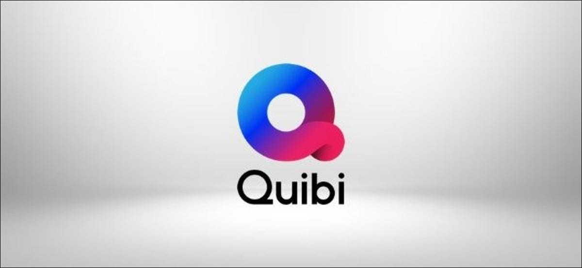 The Quibi logo.